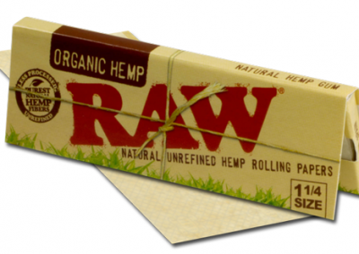 Raw 1.25 Organic