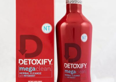 Detoxify Mega Clean with Capsule
