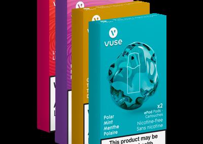 Vuse ePod Pack (1.6%) [x2 Pods]